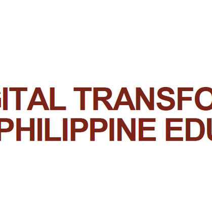 PBEd Policy Note on Digital Transformation