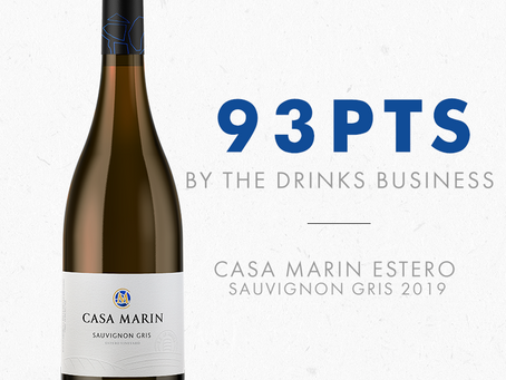 ¡The Drinks Business ha premiado dos de nuestros vinos!