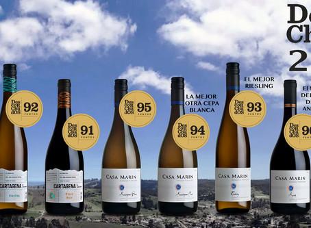 Descorchados 2018: todos los vinos 91pts o mas!