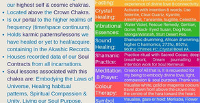 How to Balance your Soul Star Chakra & Expand Awareness