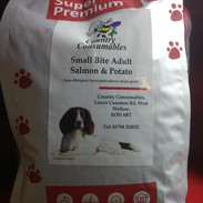 Country Consumables Dog Food