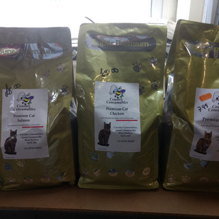 Country Consumables Cat Food