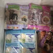 Frozen Dog Food