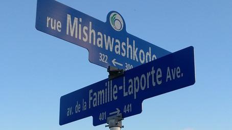 Cardinal Creek Village street names