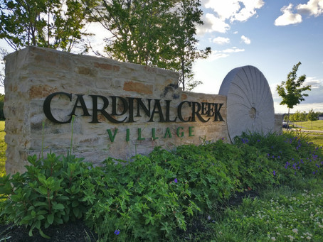 Cardinal Creek Village - honouring the heritage of the land