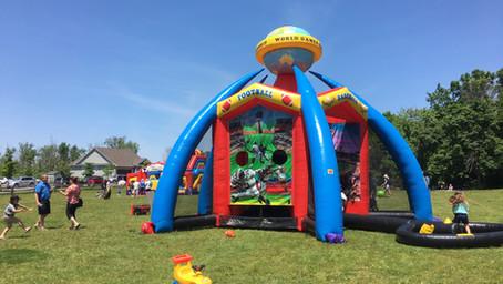 Cardinal Creek Village community events