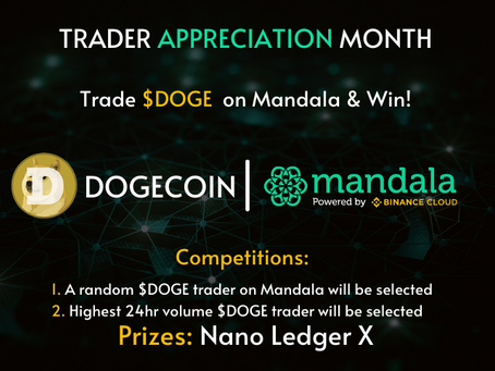 Trader Appreciation Month: Week 2, The $Doge Army Invasion