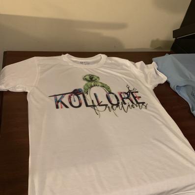 Custom Tshirt Design & Printing