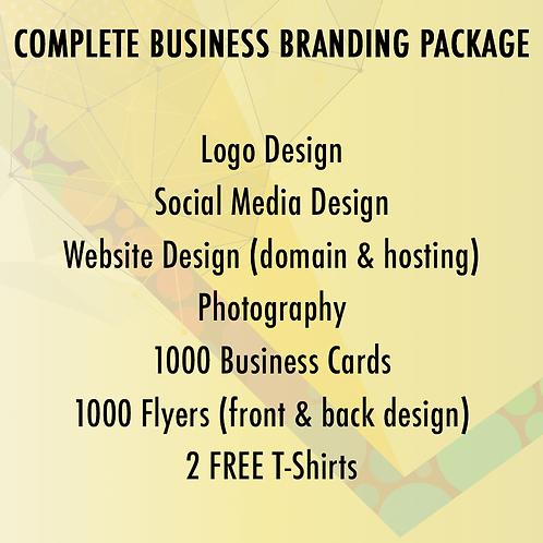 Business Branding Package 1