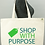 Thumbnail: Shop with Purpose Tote