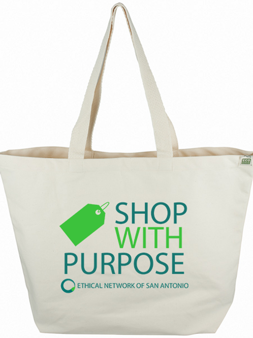 Shop with Purpose Tote