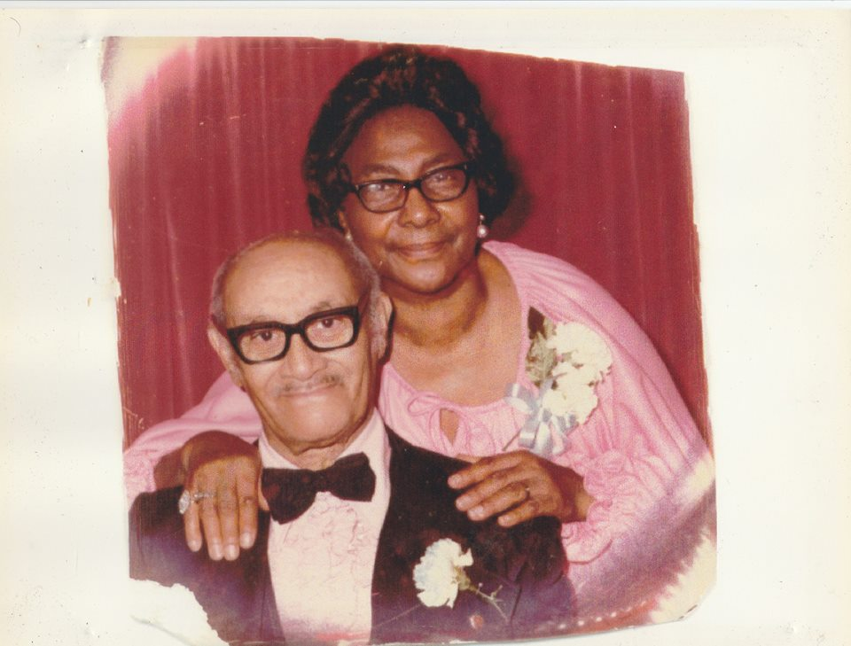 Joe and Wife, Dorothy