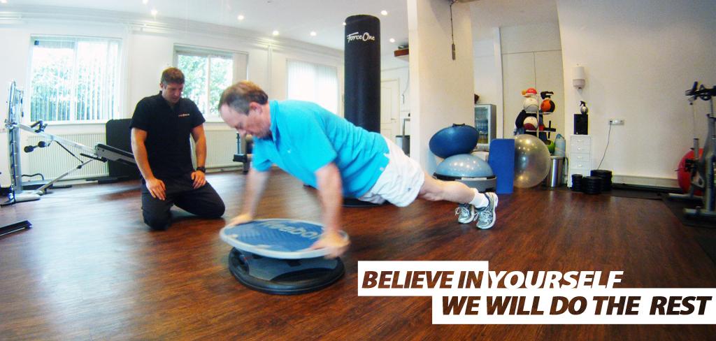 personal trainer krav maga den haag