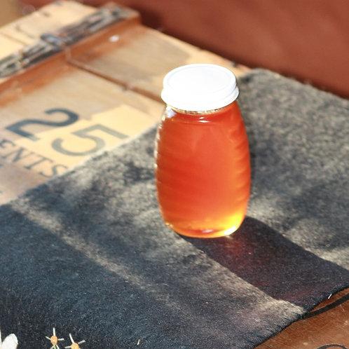 8oz Jar of Pepper Infused Honey