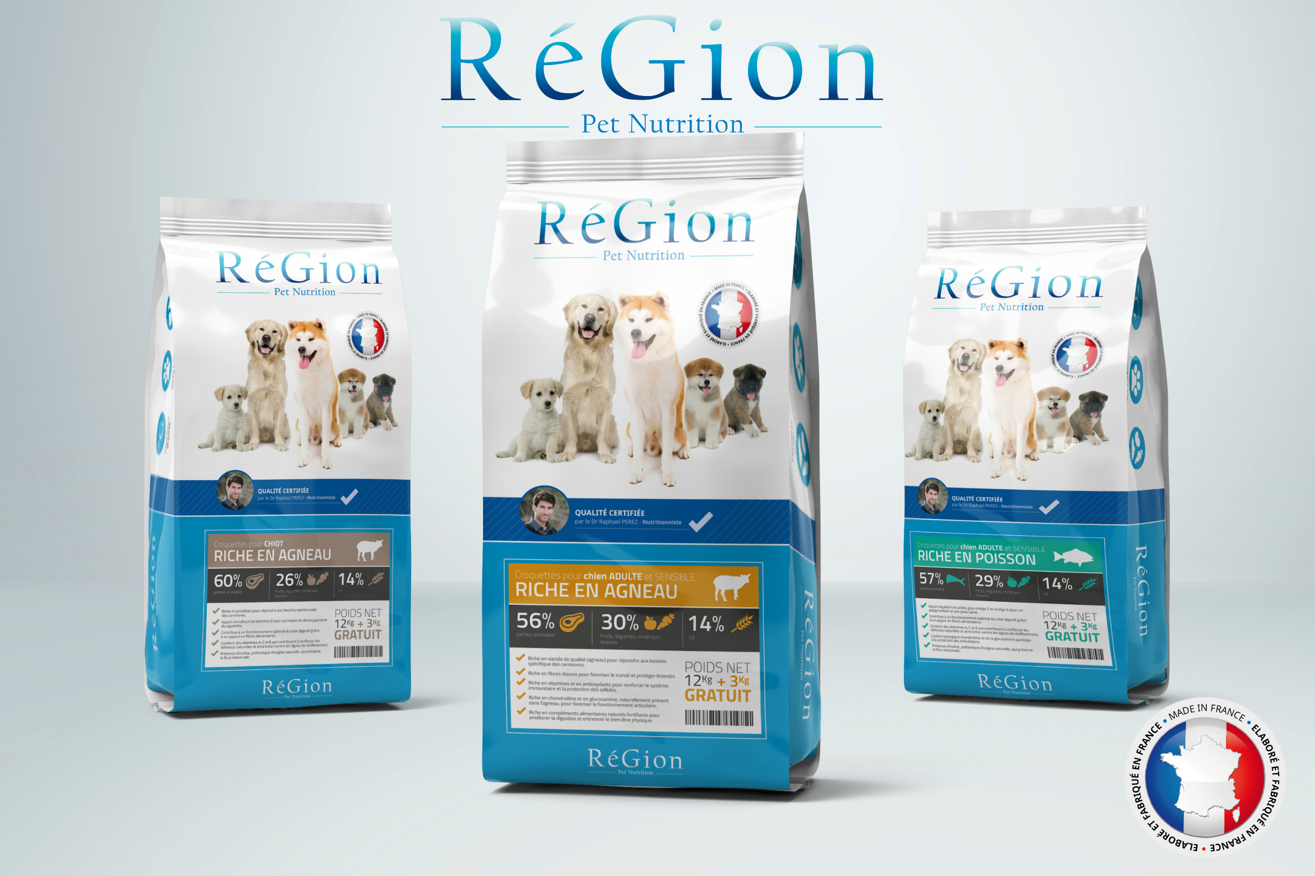 RéGion pet Nutrition