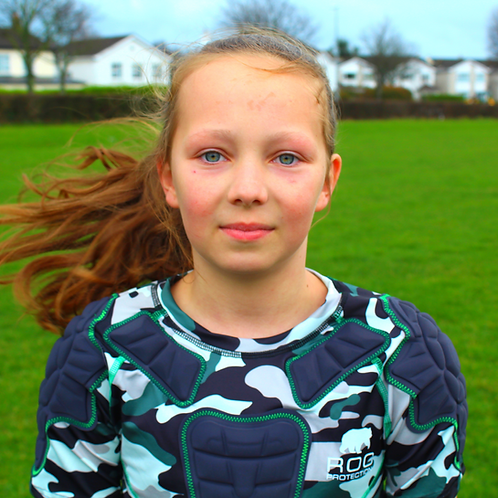 ROC Kids - Hurling Protective Base Layer Camo