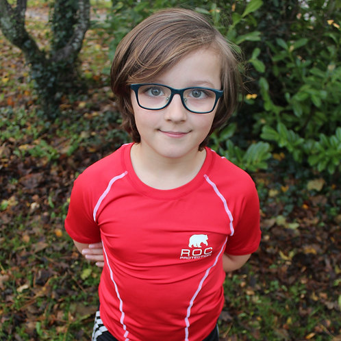 ROC Kids - Thermal Base Layer Red