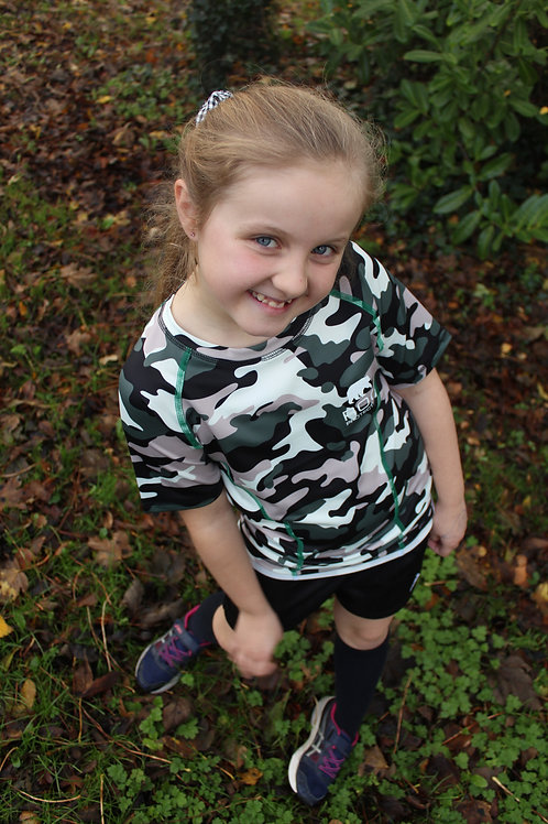 ROC Kids - Thermal Base Layer Camo