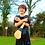 Thumbnail: ROC Kids - Hurling Protective Base Layer Black