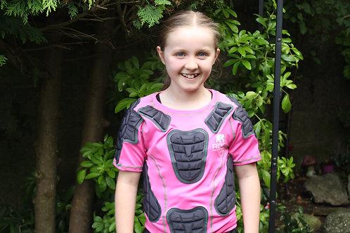 ROC Kids - Hurling Protective Base Layer Pink
