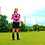 Thumbnail: ROC Kids - Hurling Protective Base Layer Pink
