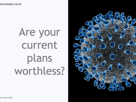 Are your current plans worthless?