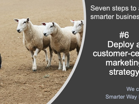 Seven Steps to a smarter business