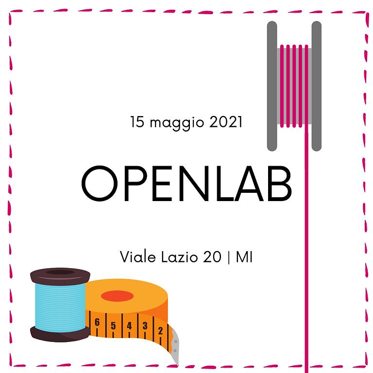 OpenLab 15 Maggio 2021