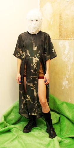 CITY APE CAMO DRESS 3
