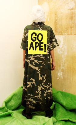 CITY APE CAMO DRESS 1