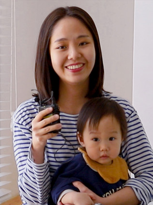 A Typical Day in the Life of a young Korean mother