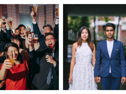 Asian Weddings - Is It Ever About The Bride & Groom?