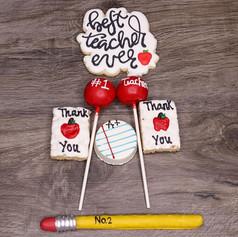 Teacher Appreciation Desserts