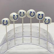 Colts Cake Pops