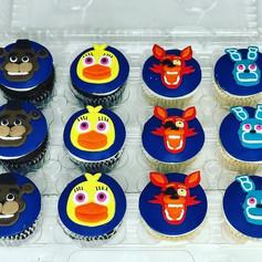 5 Nights at Freddys Cupcakes