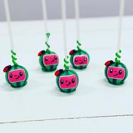 Coco Melon Cake Pops