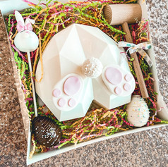 Candy Filled Chocolate Breakable Easter