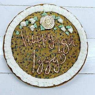 18th Birthday Cookie Cake.jpg
