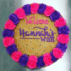 Logo Cookie Cake