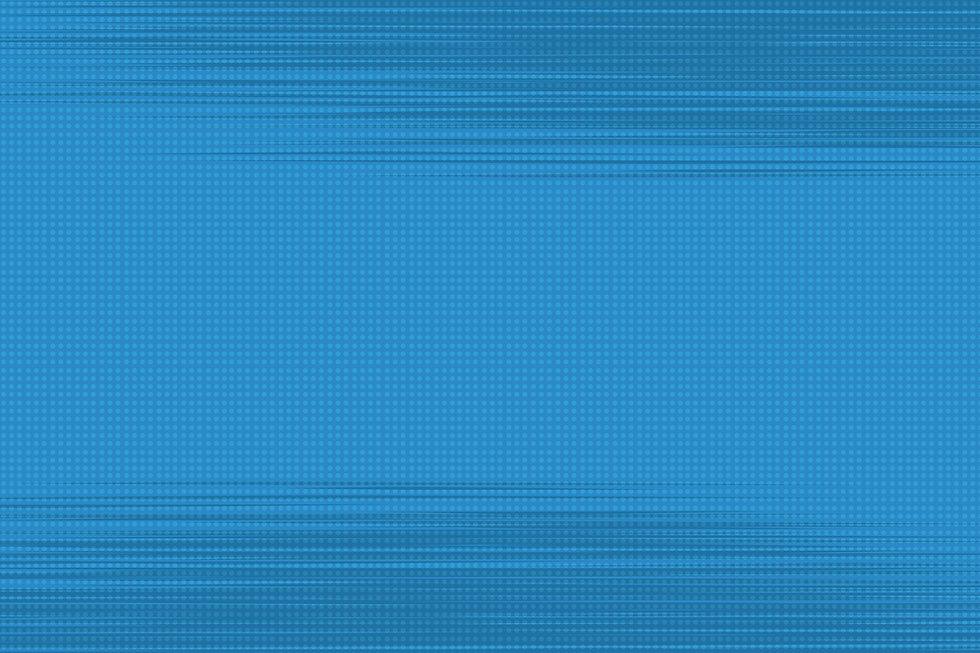 Blue Dot Pop Art Background