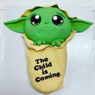The Child 3d Cake