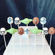 Star Wars Cake Pops
