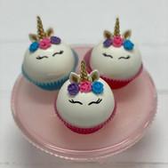 Unicorn Cake Bites