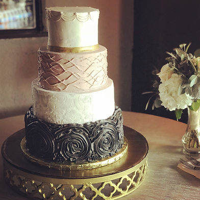 Sweet Escape Cake Company Wedding Cake