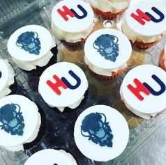 Howard University Cupcakes