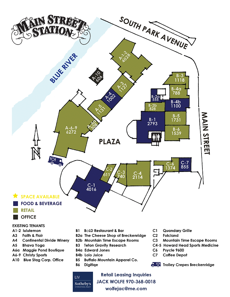 MSS Leasing Map