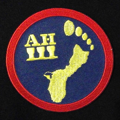 AH3 Logo Patch