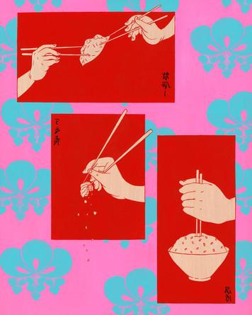 Bad Chopstick Habits