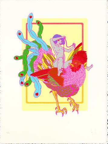 ROOSTER TAMER ● 姑獲鳥