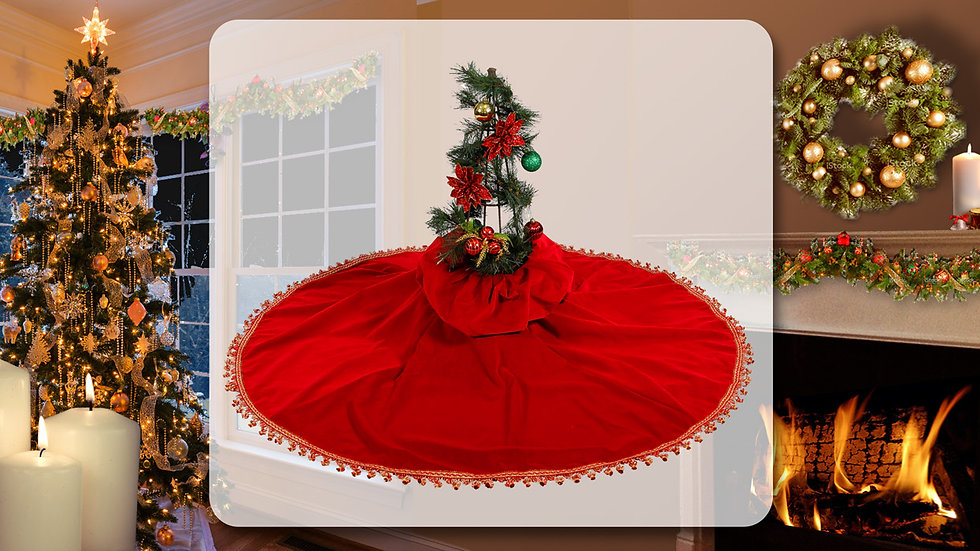 Home for Holiday - Classic Red Holiday Sold Out